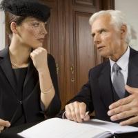 При оформлении наследства обязательно проконсультируйтесь у юриста