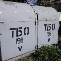 Омич нашел в мусорном баке противотанковые мины