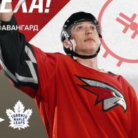 Омский хоккеист Михеев поедет пробовать свои силы в НХЛ