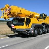 Использование автокранов ускоряет строительство