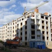 """""""Манрос"""" достроит дома на Крупской с помощью Сбербанка"""
