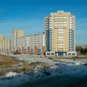 В Омске выставили на торги земельный участок у метромоста