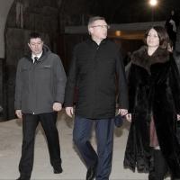 Бурков задумался о судьбе метро Омска