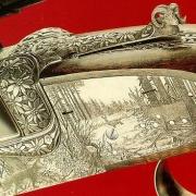 Гравировка на оружие и её особенности