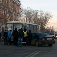 В Омске на 24-й Северной произошли две аварии