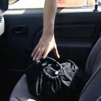 Супруги из Омской области поймали в своей машине вора