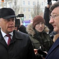 Назаров дал Двораковскому два дня на уборку снега