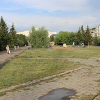 На бульваре Мартынова в Омске высадят 168 деревьев