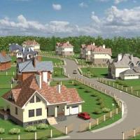 Омским сёлам пообещали новые дома и газовые сети