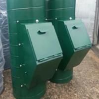 Особенности современных мусоропроводов