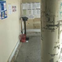 В сети появились фото еще одного «страшного» почтового отделения в Омске