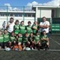 Омичи завоевали золото на всероссийском детском турнире по регби