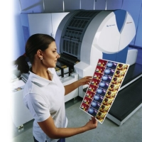 Преимущества офсетной печати УФ красками