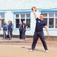 Омские заключенные сдали нормы ГТО