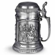 Пивные кружки из олова. История прошедшая столетия