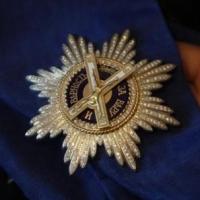 Омский митрополит наградил Елену Мизулину за веру и верность