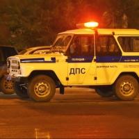В Омске с маршруткой столкнулась учебная машина автошколы