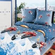 Качественное и красочное постельное белье для мальчиков