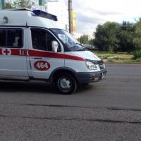 В Омской области «шестерка» врезалась в световую опору