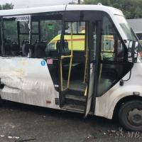В результате ДТП с маршрутками на Левобережье Омска скончался еще один пассажир