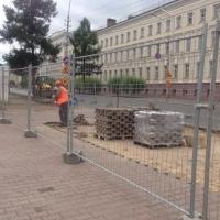 С 10 июля перекроют участок улицы Ленина в Омске