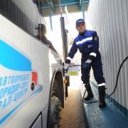 Омские автобусы поедут на томском газе