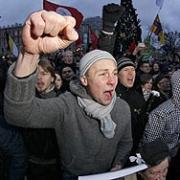 Омские митингующие стартуют с Соборной площади