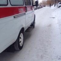 В Омской области на трассе автоледи на «Хонде» врезалась в фуру