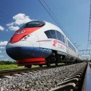 Скоростной железнодорожный лайнер