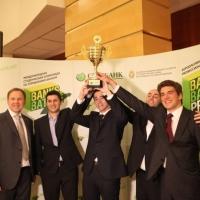 Омские студенты показали всему миру, как управлять банком