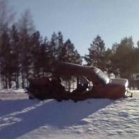 В Омской области в ДТП пострадали два водителя и пассажир