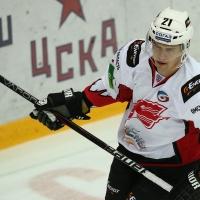 В «Кубке Первого канала» будет участвовать хоккеист из «Авангарда»