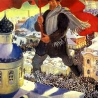 Омичи обсуждают 100-летие Октябрьской революции