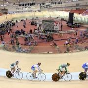 Омский велотрек откроется 26 декабря 2013 года