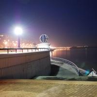 Бурков мечтает сделать в Омске набережную, чтобы она была самой длинной в Европе