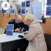 В «Росводоканал Омск» прошла акция «Узнай о своих долгах»
