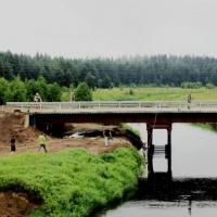 В Омской области ищут подрядчика для строительства железобетонного моста