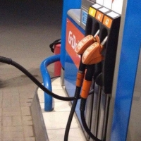 В Омске за месяц подорожало дизельное и газовое моторное топливо