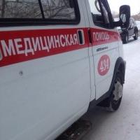 На льду Иртыша погиб мужчина