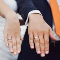 Как подобрать обручальные кольца