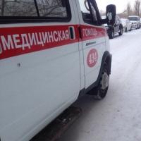 В Омске в аварии пострадали два трехлетних ребенка и мужчина