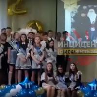 Следователи заинтересовались падением штукатурки в омской гимназии