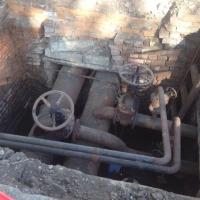 Специалисты «Росводоканал Омск» устранили повреждение на сетях канализации в Омском районе