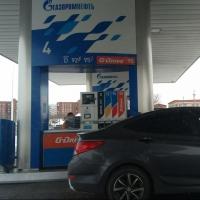 Заказать бензин омичи могут не выходя из машины