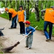 Петербуржцы могут поставить оценку качеству уборки в своем районе