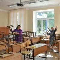 Омские школы только на 88,1% исполнили предписания Роспотребнадзора