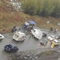Омские полицейские установили личность водителя, сбившего женщину с тремя детьми