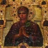 Омичи могут прикоснуться к иконе «Умягчение злых сердец»