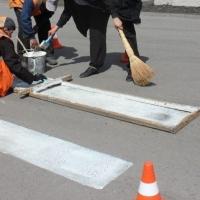 В Омске на дорожную разметку потратят больше 6 млн рублей