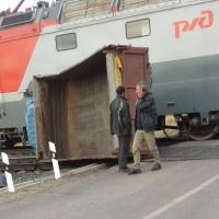 В Омской области произошло ДТП с поездом и ЗИЛом